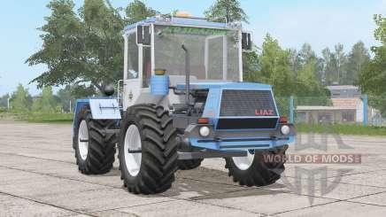 Skoda ST 180〡three types of wheels for Farming Simulator 2017