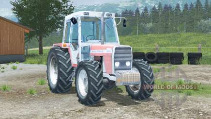 Massey Ferguson 698T〡opening doors for Farming Simulator 2013