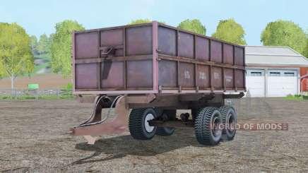 1PTS-9〡bok unloading for Farming Simulator 2015