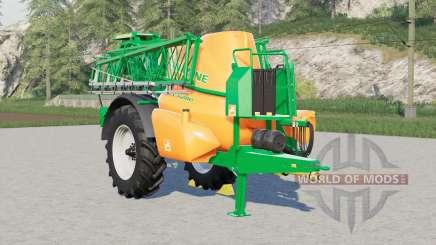 Amazone UX 5200〡4 versions for Farming Simulator 2017