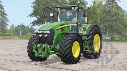 John Deere 7030 series for Farming Simulator 2017