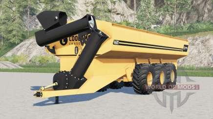 Coolamon 60T Chaser Bin for Farming Simulator 2017