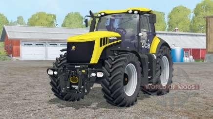 JCB Fastrac 8310〡animated parts for Farming Simulator 2015
