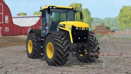 JCB Fastrac 4220〡animated chair for Farming Simulator 2015