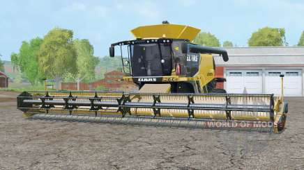 Claas Lexion 770 TerraTrac〡American Version for Farming Simulator 2015