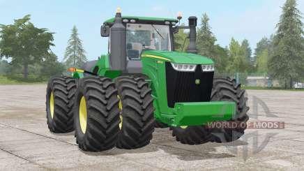 John Deere 9R series〡high poly model for Farming Simulator 2017