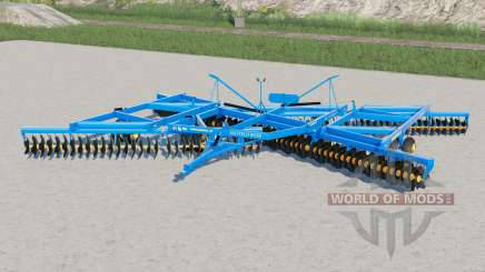 Grizzly Field Boss FW108 for Farming Simulator 2017