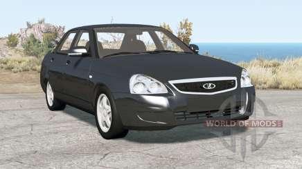 Lada Priora (2170) 2013 v2.0 for BeamNG Drive