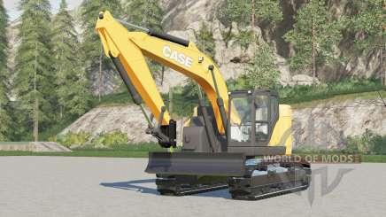 Case CX245D SR for Farming Simulator 2017