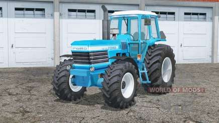 Ford TW-30〡has a working lighting for Farming Simulator 2015