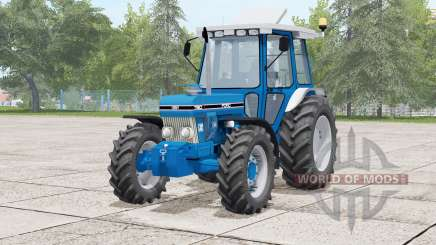 Ford 7810〡wheels selection for Farming Simulator 2017