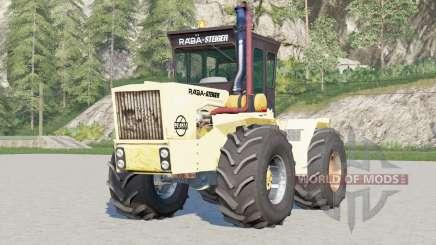 Raba-Steiger 250 Black for Farming Simulator 2017