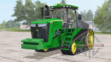 John Deere 9RT series for Farming Simulator 2017