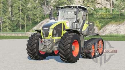 Claas Axion 900 Terra Trac〡US for Farming Simulator 2017