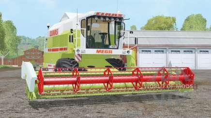 Claas Mega 200 Dominator〡animated element for Farming Simulator 2015