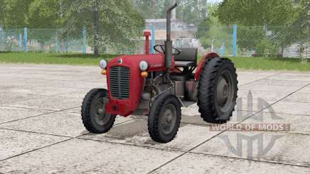 IMT 533 DeLuxe〡old used tyres for Farming Simulator 2017