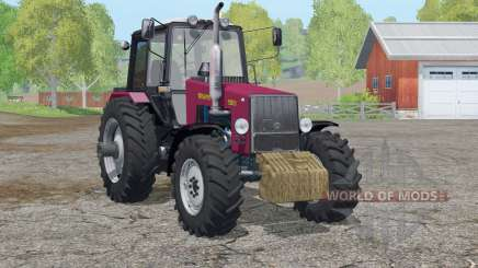 MTH 1221B Belarus〡inprit counterweight for Farming Simulator 2015