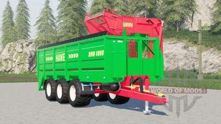 Hawe RUW 4000 for Farming Simulator 2017