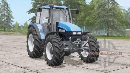 New Holland TS115〡power steering for Farming Simulator 2017