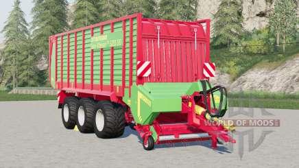 Strautmann Tera-Vitesse CFS 5201 DO〡forage wagon for Farming Simulator 2017