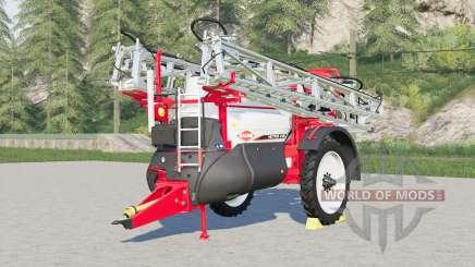 Kuhn Metris 4102 for Farming Simulator 2017