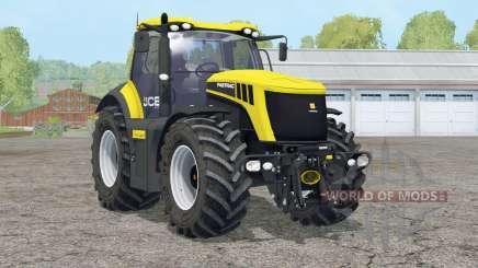 JCB Fastrac 8310〡animated front suspension for Farming Simulator 2015