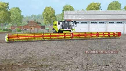 Claas Lexion 780 TT〡header 36 meters for Farming Simulator 2015