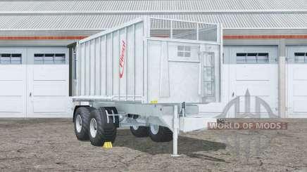Fliegl TMK 266 Bull〡fruit & manure for Farming Simulator 2015