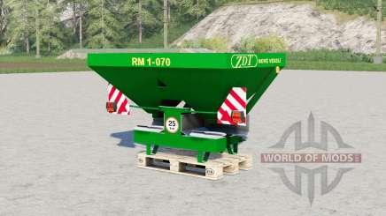 ZDT RM 1-070 for Farming Simulator 2017
