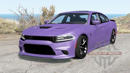 Dodge Charger SRT Hellcat (LD) 201Ƽ for BeamNG Drive