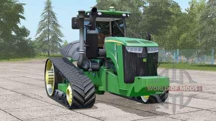 John Deere 9RT series〡attach configurations for Farming Simulator 2017