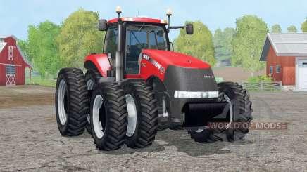 Case IH Magnum 315 CVX〡double wheels for Farming Simulator 2015