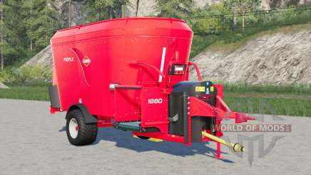 Kuhn Profile 1880 for Farming Simulator 2017