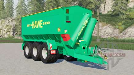 Hawe ULW 3600 for Farming Simulator 2017