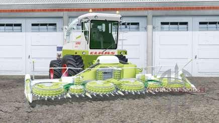 Claas Jaguar 685〡included is a header for Farming Simulator 2015