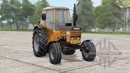 Valmet 602〡movable front axle for Farming Simulator 2017