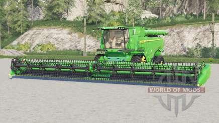 John Deere X9 1000, X9 1100〡EU & US versions for Farming Simulator 2017