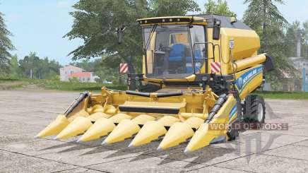 New Holland TC5 series〡engine model to select for Farming Simulator 2017