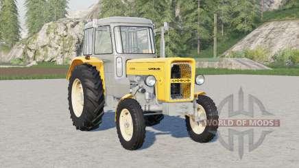 Ursus C-355〡improved tractor power for Farming Simulator 2017