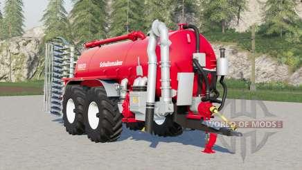 Schuitemaker Robusta 225〡optional back spreader for Farming Simulator 2017