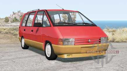 Renault Espace 2000 GTS (J11) 1984 for BeamNG Drive