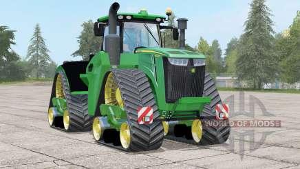 John Deere 9RX series for Farming Simulator 2017