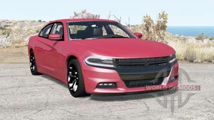 Dodge Charger SXT Blacktop (LD) 2016 for BeamNG Drive