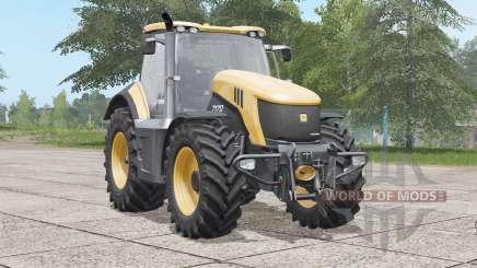 JCB Fastrac 7000〡engine configuration for Farming Simulator 2017