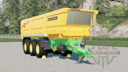 Joskin Cargo for Farming Simulator 2017