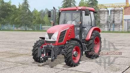 Zetor Major〡cab suspension for Farming Simulator 2017