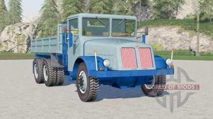 Tatra 111S2 1951 for Farming Simulator 2017