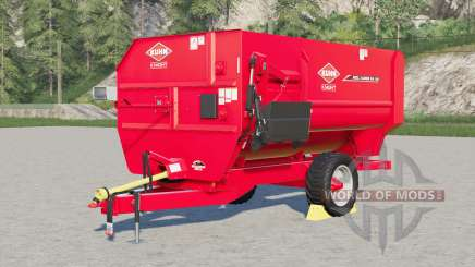 Kuhn Knight RA 142〡straw has been removed for Farming Simulator 2017