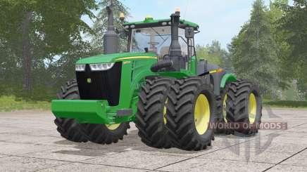 John Deere 9R series for Farming Simulator 2017