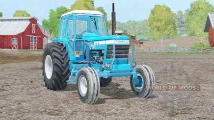 Ford TW-10〡FL console for Farming Simulator 2015